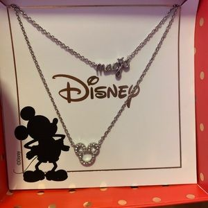 Disney keep collective magic ears necklace